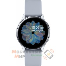 Смарт-часы Samsung Galaxy Watch Active 2 40mm (SM-R830NZSASEK) Aluminium Silver