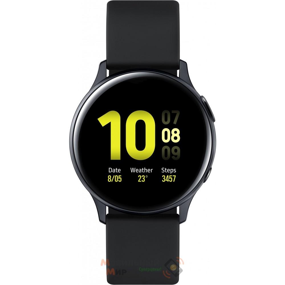 Смарт-часы Samsung Galaxy Watch Active 2 40mm (SM-R830NZKASEK) Aluminium Black