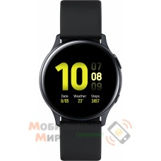 Смарт-часы Samsung Galaxy Watch Active 2 40mm (SM-R830NZKASEK) Aluminium Black