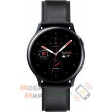 Смарт-часы Samsung Galaxy Watch Active 2 40mm (SM-R830NSKASEK) Stainless steel Black