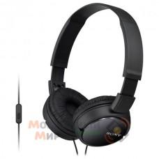 Наушники Sony MDR-ZX110AP Black