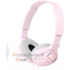 Наушники Sony MDR-ZX110AP Pink