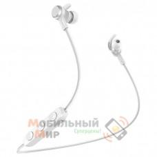 Наушники с микрофоном Baseus Encok S01 Silver/White (NGS01-02)