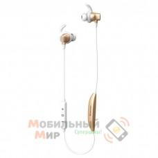 Наушники с микрофоном Baseus Encok S03 Gold (NGS03-0V)
