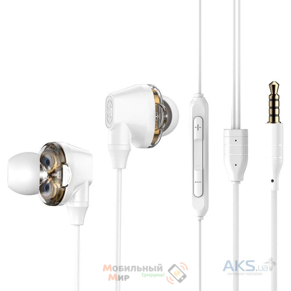 Наушники с микрофоном Baseus Encok H10 White (NGH10-02)