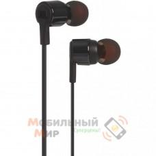 Наушники с микрофоном JBL T210 Black (JBLT210BLK)