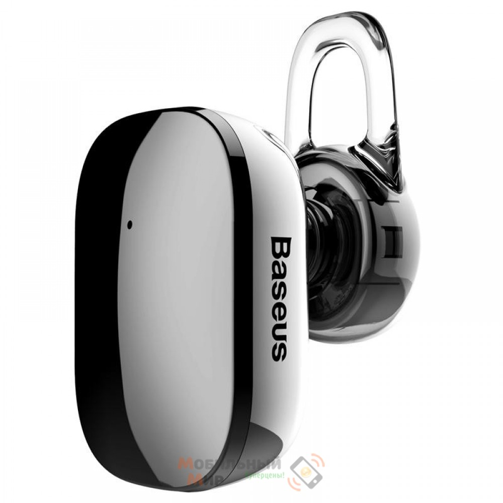 Bluetooth-гарнитура Baseus A02 Encok Mini Wireless Earphone Black (NGA02-0A)