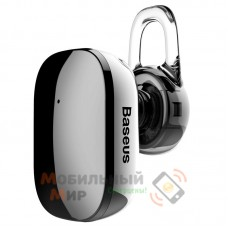 Bluetooth-гарнитура Baseus A02 Encok Mini Wireless Earphone Black (NGA02-0A)
