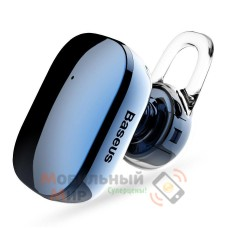 Bluetooth-гарнитура Baseus A02 Encok Mini Wireless Earphone Blue (NGA02-03)