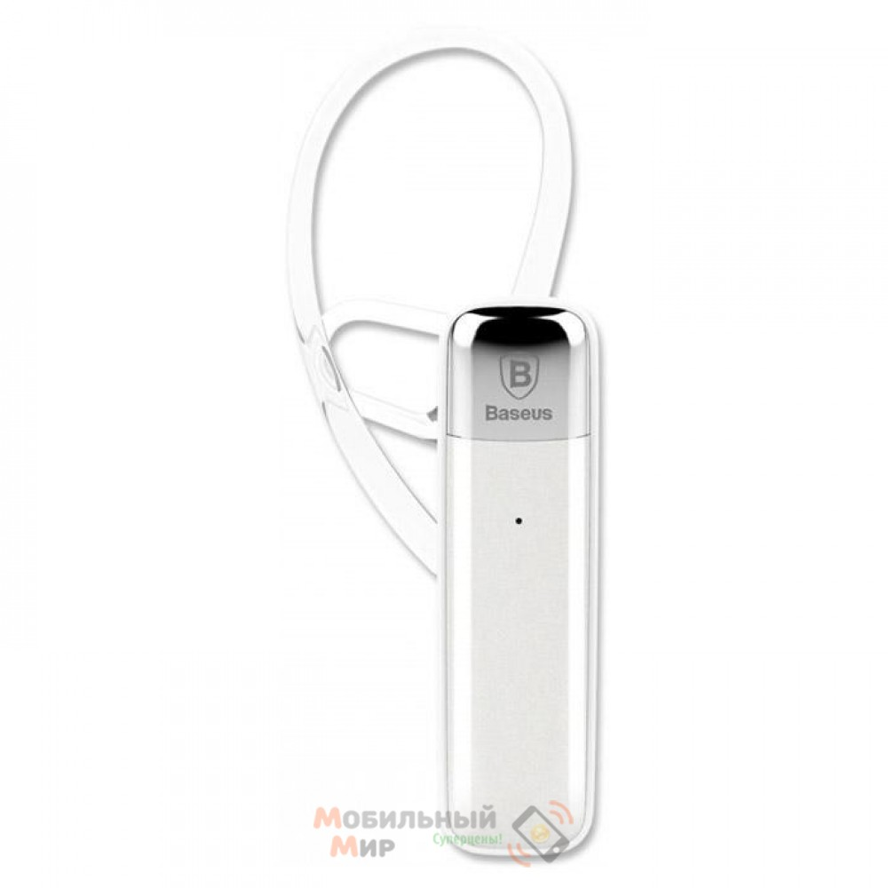 Bluetooth-гарнитура Baseus Timk Series Bluetooth Earphones White (AUBASETK-02)