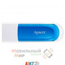 Флешка Apacer 16 GB AH23A USB 2.0 White (AP16GAH23AW-1)