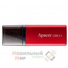 Флешка Apacer 16 GB AH25B USB 3.1 Red (AP16GAH25BR-1)
