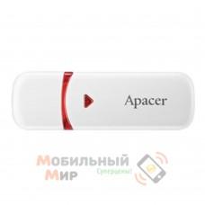 Флешка Apacer 16 GB AH333 White USB 2.0 (AP16GAH333W-1)