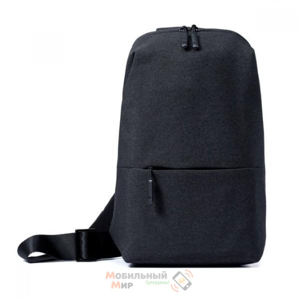 Рюкзак Mi City Sling Bag (Dark Grey)