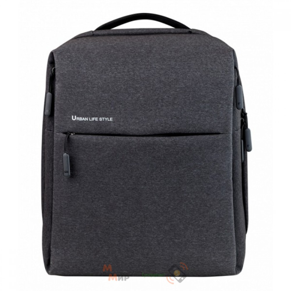 Рюкзак Xiaomi Mi minimalist urban Backpack Dark (Grey)