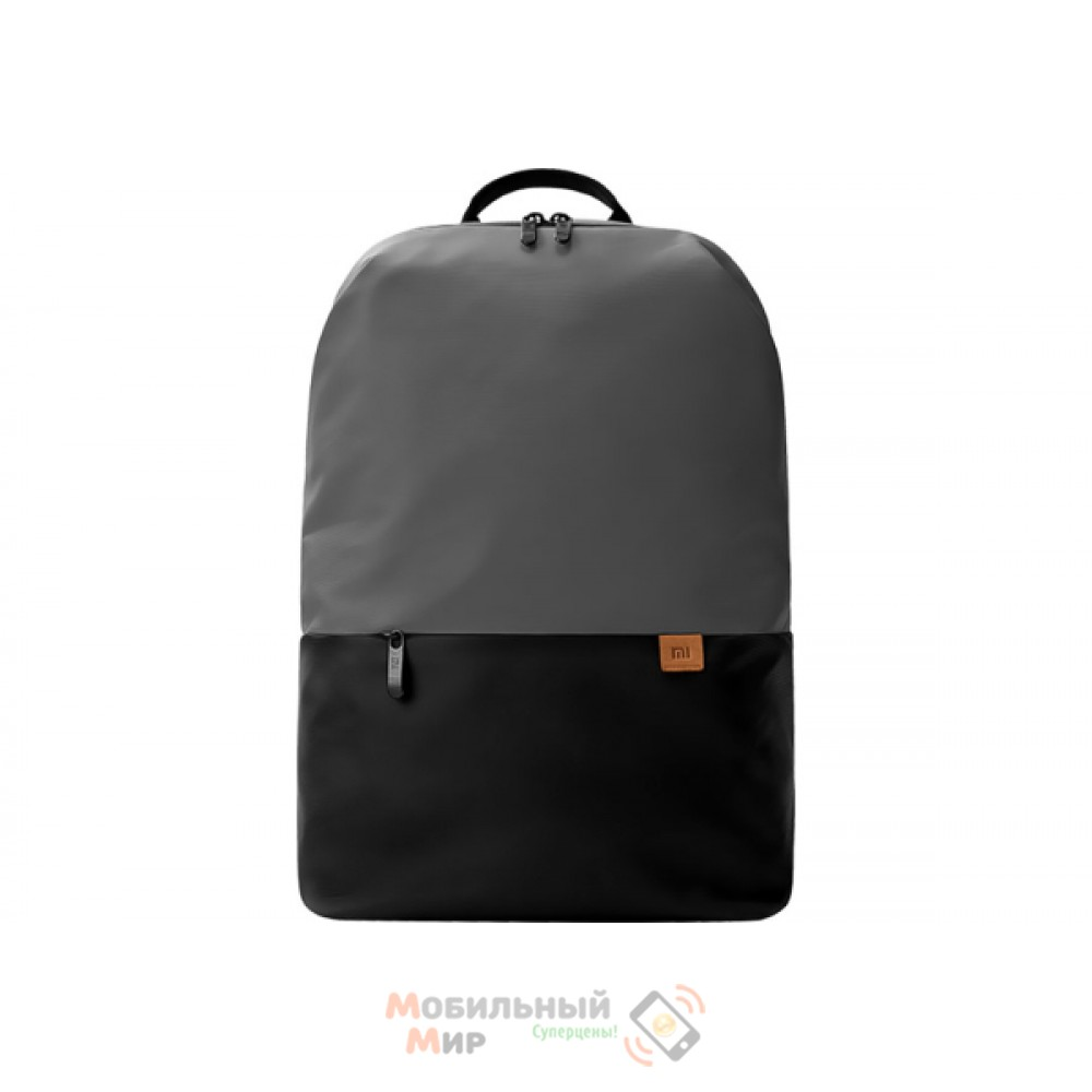 Рюкзак Mi simple casual backpack (Grey)