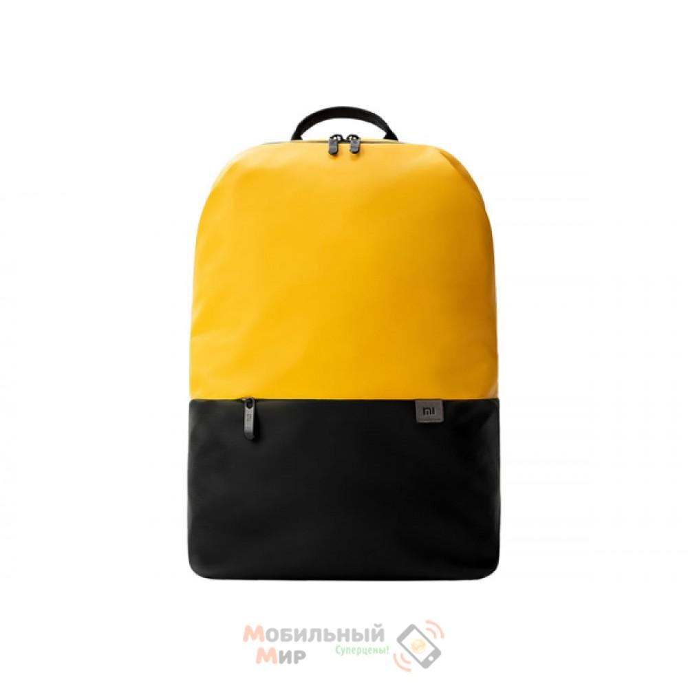 Рюкзак Mi simple casual backpack (Yellow)