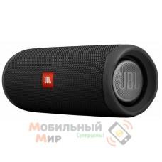 Портативная акустика JBL Flip 5 Black (JBLFLIP5BLK)