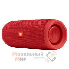 Портативная акустика JBL Flip 5 Red (JBLFLIP5RED)