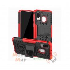 Накладка Armor Case для Samsung A40 2019 A405 Red