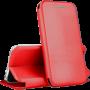 Чехол-книжка Premium Leather Cas для Samsung A71/715 Red