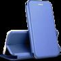 Чехол-книжка Premium Leather Cas для Samsung A01/A015 Blue
