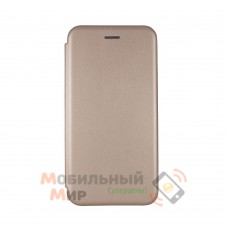 Чехол-книжка Aspor для Xiaomi Note 9S/9 Pro Leather Gold