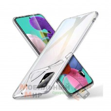 Силикон WS для Samsung M31S/M317 2020 Transparent