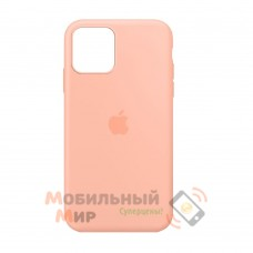 Накладка Silicone Case для iPhone 12 mini Coral