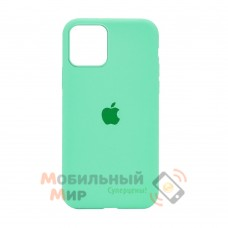 Накладка Silicone Case для iPhone 12 mini Mint Green