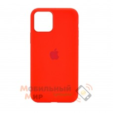 Накладка Silicone Case для iPhone 12 mini Red