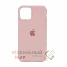 Накладка Silicone Case для iPhone 12 mini Pink Send