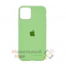 Накладка Silicone Case для iPhone 12 Pro Salad