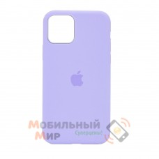 Накладка Silicone Case для iPhone 12 mini Lilac