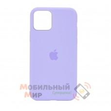 Накладка Silicone Case для iPhone 12 Pro Lilac