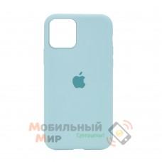Накладка Silicone Case для iPhone 12 Pro Turquoise