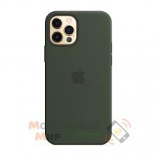 Накладка Silicone Case для iPhone 12 Pro Khaki
