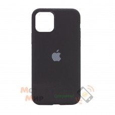 Накладка Silicone Case для iPhone 12 Pro Black