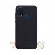 Силиконовая накладка Graphite для Samsung M31/M315 2020 Black