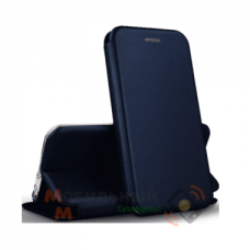 Чехол-книжка 360 Standard для Samsung A12/125 Dark Blue
