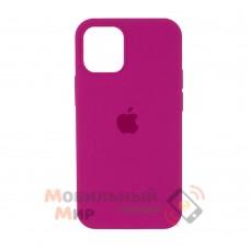 Силиконовая накладка Silicone Case Full для iPhone 13 Pro Max Dragon Fruit