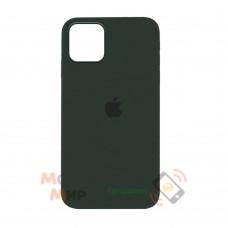 Силиконовая накладка Silicone Case Full для iPhone 13 Pro Max Cyprus Green