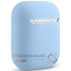 Чехол для наушников Apple AirPods/AirPods2 Ultra Slim Blue