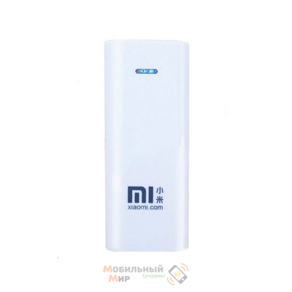 Внешний аккумулятор Xiaomi Mi Power Bank 5600 mAh