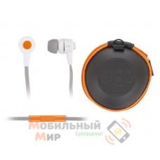 Наушники ERGO ES-200i White mic