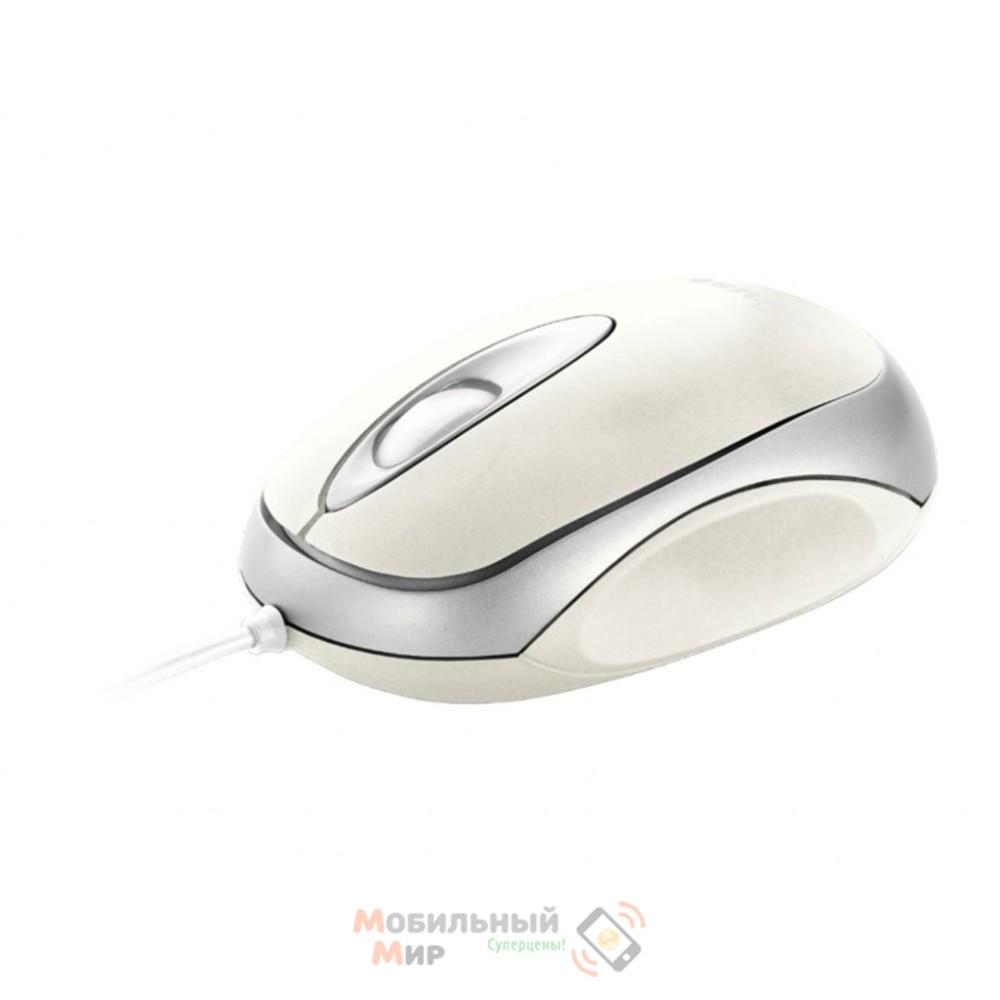 Мышь TRUST Centa Mini Mouse White