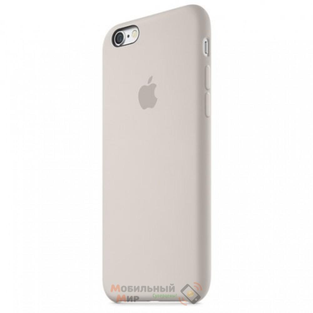 Чехол силиконовый для iPhone 6/6s Antique White (MLCX2ZM/A)