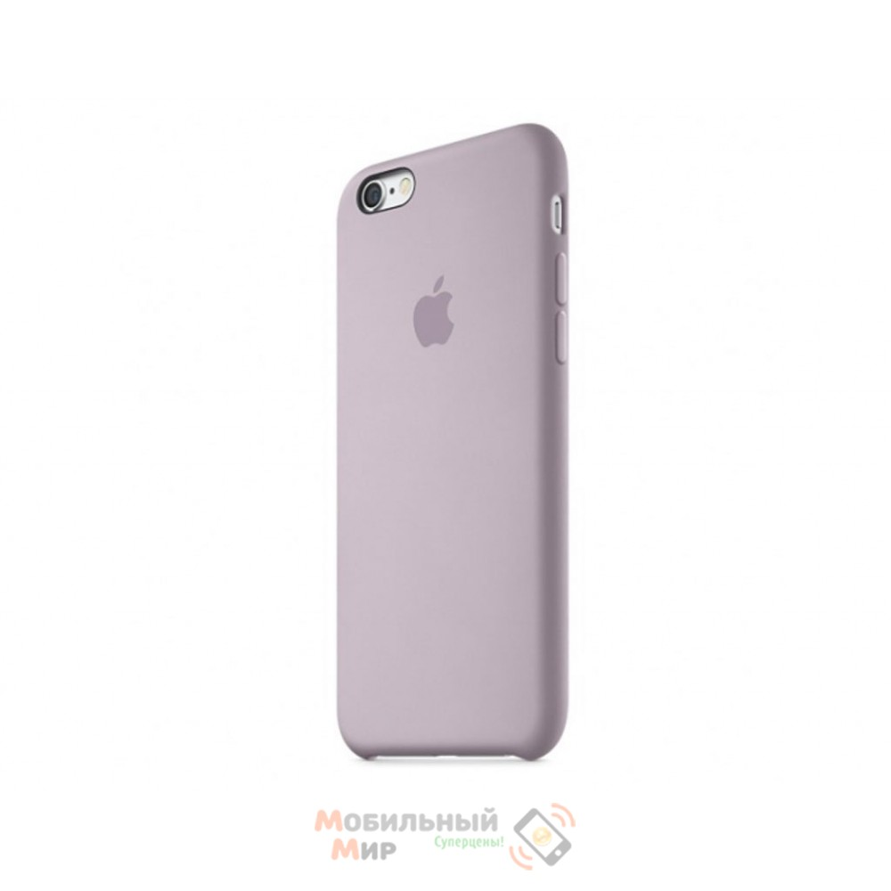 Чехол силиконовый для iPhone 6/6s Lavender (MLCV2ZM/A)