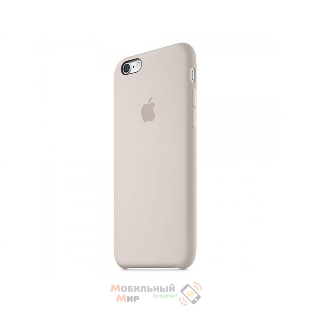 Чехол силиконовый для iPhone 6/6s Stone (MKY42ZM/A)
