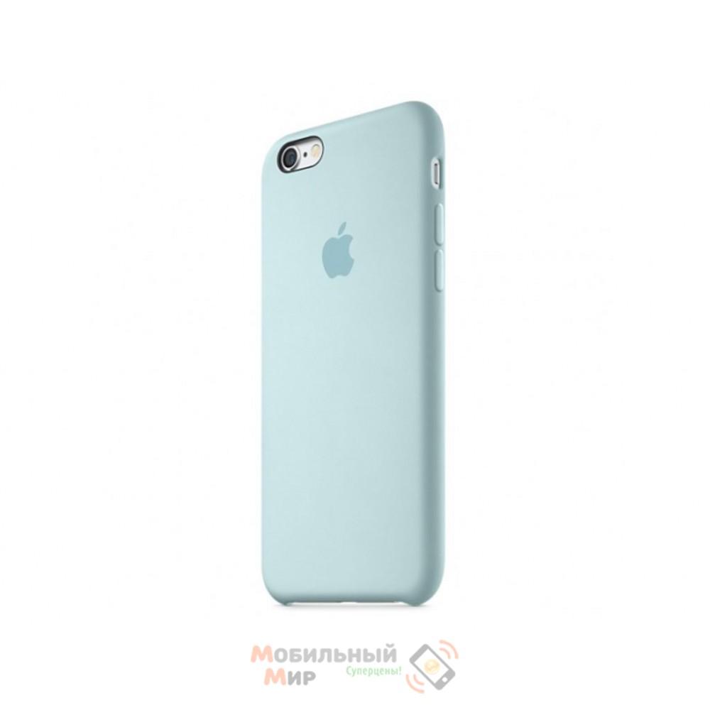 Чехол силиконовый для iPhone 6/6s Torquoise (MLCW2ZM/A)